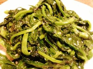 Pea Tips Garlic & Shrimp Conco at Neptune Wonton Noodle.jpg